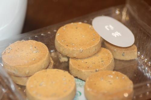 ダイエットクッキー ごま