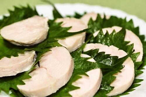 手作り 鶏ハム